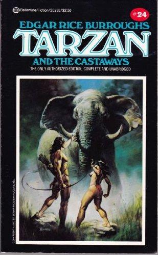 9780345352552: Tarzan and the Castaways