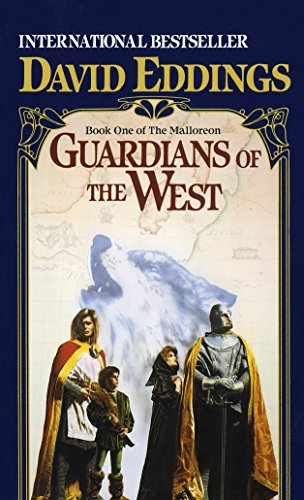 9780345352668: Guardians of the West (The Malloreon, Book 1)