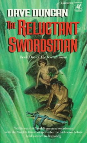 9780345352910: Reluctant Swordsman (Seventh Swordsman, Book 1)