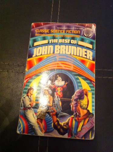 9780345353078: Best of John Brunner