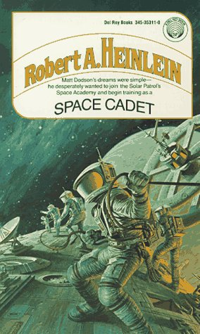 9780345353115: Space Cadet