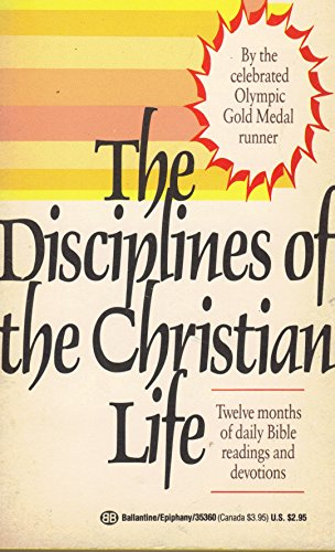 9780345353603: The Disciplines of the Christian Life