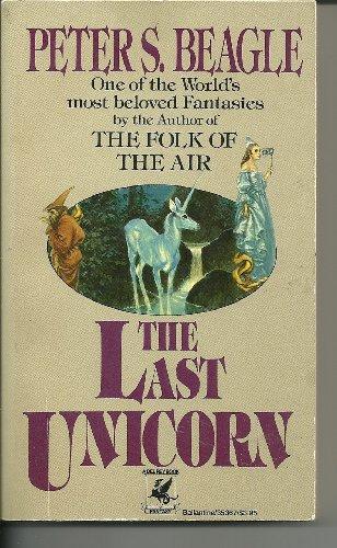 9780345353672: Last Unicorn