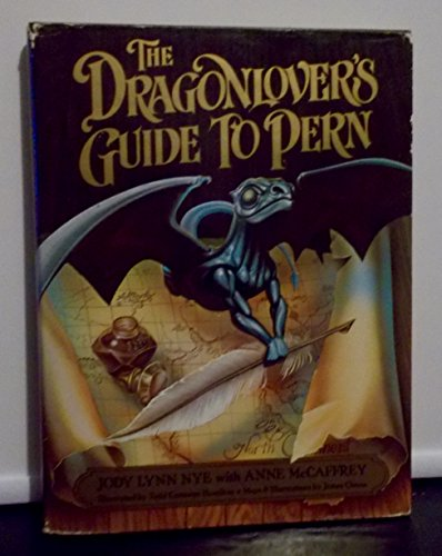 9780345354242: The Dragonlover's Guide to Pern