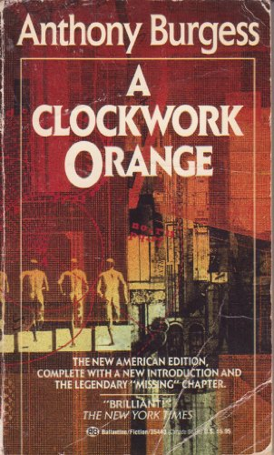 9780345354433: A Clockwork Orange