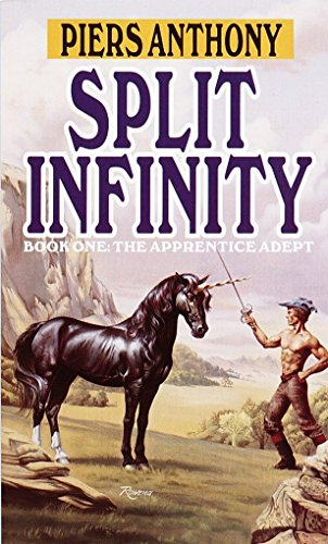 9780345354914: Split Infinity (The Apprentice Adept, Book 1)