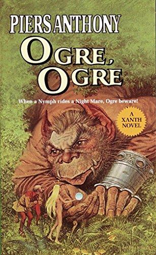 9780345354921: Ogre, Ogre (Xanth)