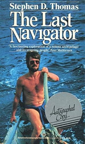 9780345355041: The Last Navigator