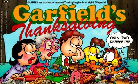 Garfield's Thanksgiving: Davis, Jim