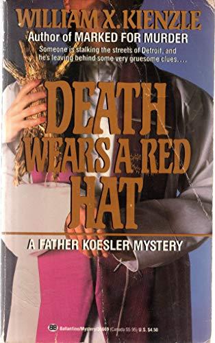 9780345356697: Death Wears a Red Hat