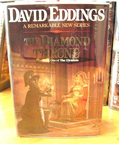 9780345356918: The Diamond Throne (Elenium, Book 1)
