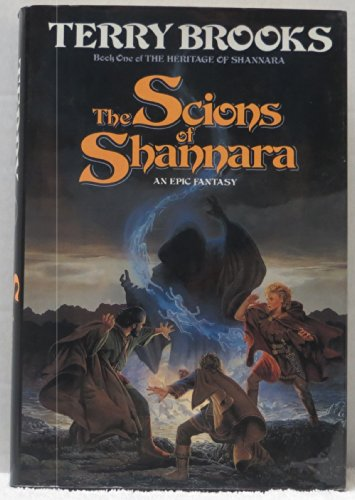 The Scions of Shannara: (#1) (The Heritage of Shannara, Book 1): TERRY BROOKS