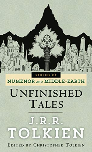 9780345357113: Unfinished Tales of Numenor and Middle-Earth (Science Fiction)