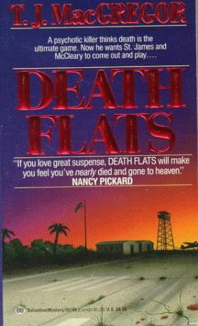Death Flats (SIGNED Plus SIGNED LETTER): MacGregor, T. J.