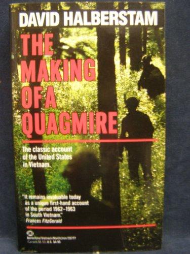 The Making of A Quagmire: Halberstam, David