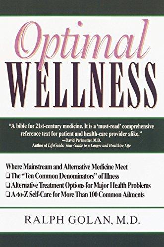 9780345358745: Optimal Wellness: Where Mainstream and Alternative Medicine Meet