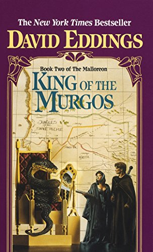 9780345358806: King of the Murgos (The Malloreon, Book 2)