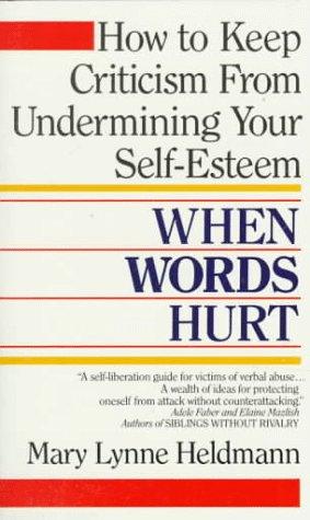 9780345358936: When Words Hurt