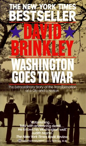 9780345359797: Washington Goes to War
