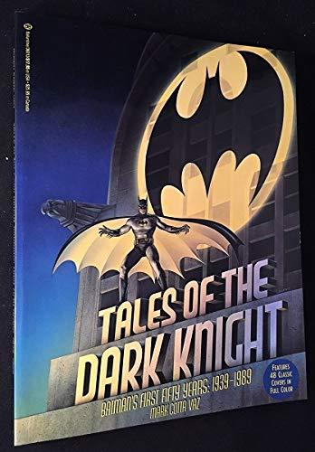 Tales of the Dark Knight: Batman's First: Mark Cotta Vaz