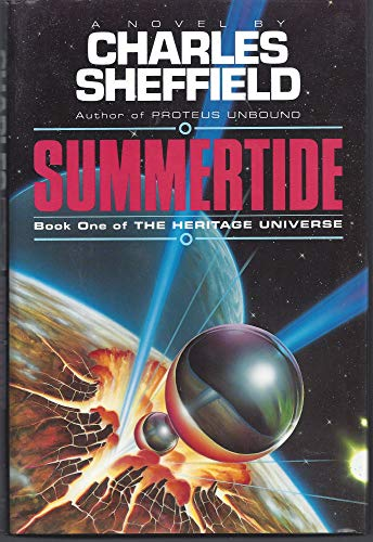 Summertide: Book One of the Heritage Universe