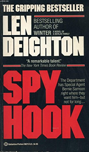 9780345362117: SPY HOOK (HOOK, LINE SINKER SERIES)