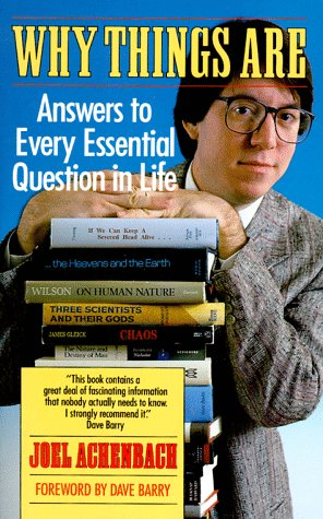 9780345362247: Why Things Are: Answers to Every Essential Question in Life