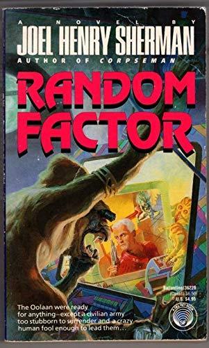 9780345362261: Random Factor