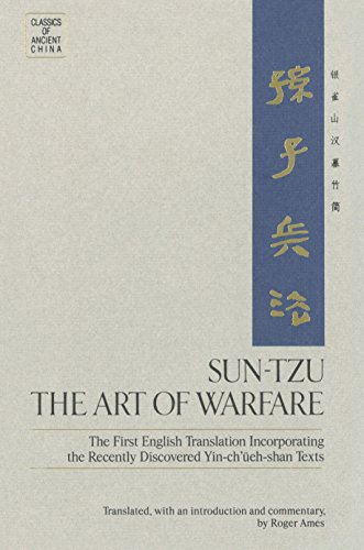 9780345362391: Sun-Tzu: The Art of Warfare (Classics of Ancient China)