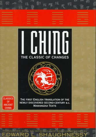 9780345362438: I Ching (Classics of Ancient China)