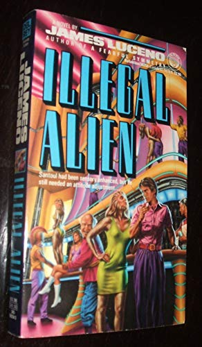 Illegal Alien (0345362543) by James Luceno