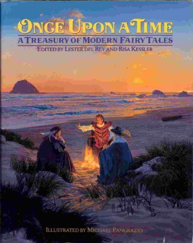9780345362636: Once Upon a Time: A Treasury of Modern Fairy Tales