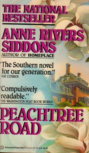 9780345362728: Peachtree Road: A Novel