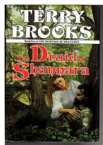 9780345362988: The Druid of Shannara: (The Heritage of Shannara, Book 2)