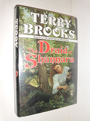 9780345362988: The Druid of Shannara: (The Heritage of Shannara, Book 2)
