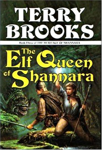 9780345362995: The Elf Queen of Shannara (The Heritage of Shannara #3)