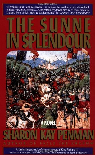 The Sunne in Splendour (0345363132) by Sharon Kay Penman