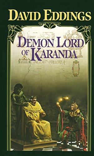 9780345363312: Demon Lord of Karanda