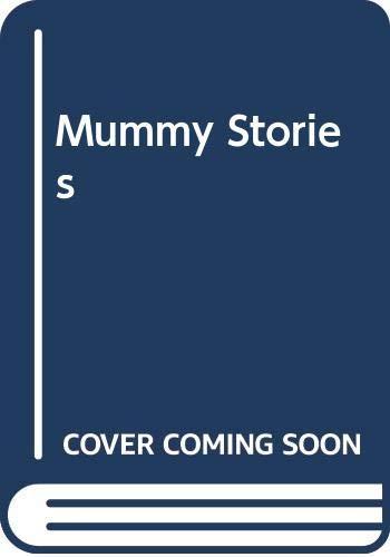 Mummy Stories (034536354X) by Greenberg, Martin H.
