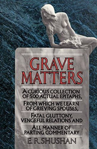 9780345364708: Grave Matters