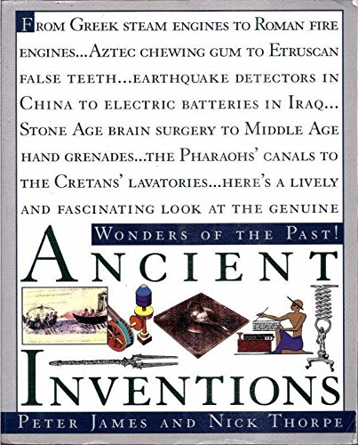 9780345364760: Ancient Inventions
