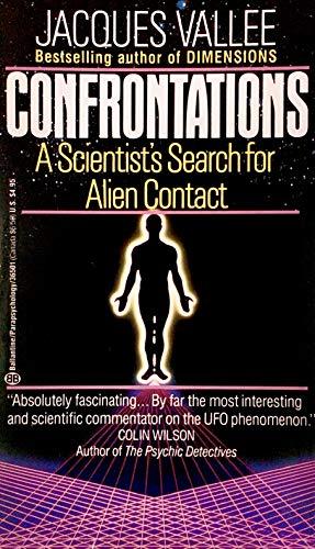 9780345365019: Confrontations: a Scientist's Search