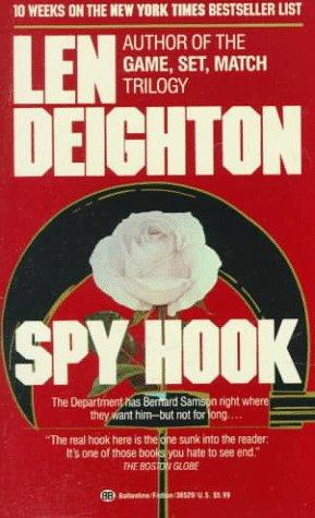9780345365200: Spy Hook