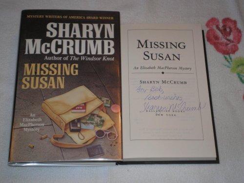 Missing Man: McCrumb, Sharyn