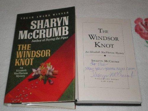 THE WINDSOR KNOT: McCrumb, Sharyn.