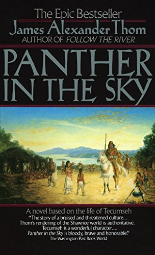 9780345366382: Panther in the Sky: A Novel based on the life of Tecumseh