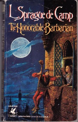 9780345366528: The Honorable Barbarian