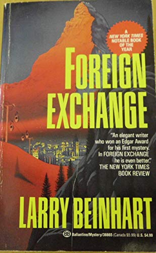 9780345366658: Foreign Exchange
