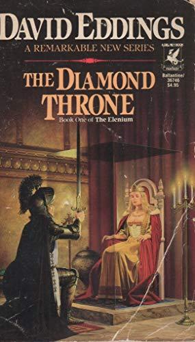 9780345367464: Diamond Throne-O.M.