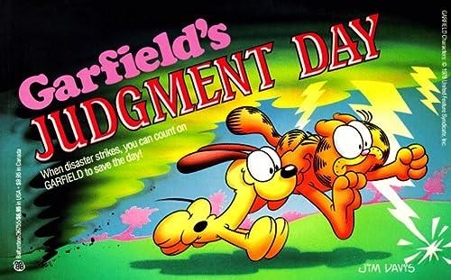 9780345367556: Garfield's Judgment Day